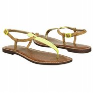 Gigi Sandals (Neon Citrine/Cork) - Women&#39;s Sandals