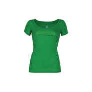 Women&#39;s Doubleback U Nck Tee Accessories (Kelly Gr