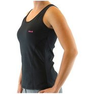 Women's Go To Tank Accessories (Black)- 19.5 OT