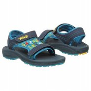 Psyclone 2 Inf/Tod Sandals (Robot Blue) - Kids&#39; Sa
