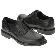 Burlington Shoes (Black Polishable) - Men's Shoes