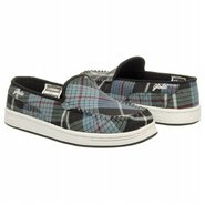 Castro Shoes (Blk/Blue/Grn Plaid) - Men's Shoes -