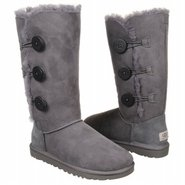 Boots Bailey Button Triplet (Grey) - Women's UGG B