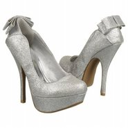 Honor Shoes (Silver Glitter) - Women's Shoes - 7.5