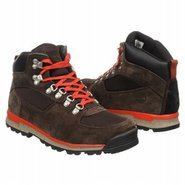 GT Scramble Mid Boots (Dark Brown/Orange) - Men's