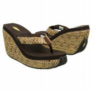 Buck Sandals (Brown) - Women's Sandals - 6.0 B