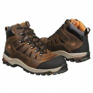 Helix Hiker Safety Toe Boots (Brown) - Men's Boots