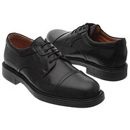 Tuscana Shoes (Black Leather) - Men's Shoes - 10.5