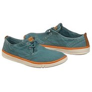 Hookset Handcrafted Ox Shoes (Teal) - Men's Shoes
