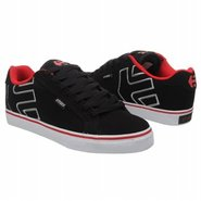 Fader Vulc Shoes (Black/Red) - Men&#39;s Shoes - 10.0 