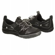 Pad It Out Lace Shoes (Black) - Women's Shoes - 42