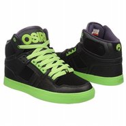 NYC 83 VLC Shoes (Black/Lime/Purple) - Men's Shoes