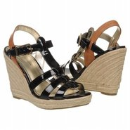 Faye Sandals (Black/Luggage) - Women&#39;s Sandals - 8
