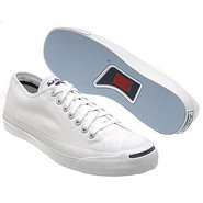 Jack Purcell CP Shoes (White/White) - Men's Shoes