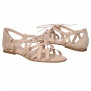 Davina Sandals (Peach Leather) - Women's Sandals -