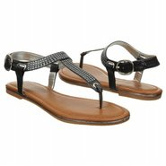 Peg Sandals (Black) - Women&#39;s Sandals - 8.0 M