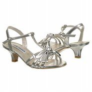 Bella Pre/Grd Shoes (Silver Metallic) - Kids' Shoe