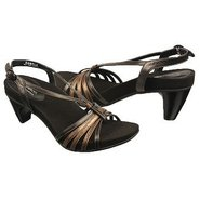 Angelina Shoes (Pewter/Copper) - Women's Shoes - 9