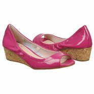 Ryssa Shoes (Deep Magenta Patent) - Women's Shoes