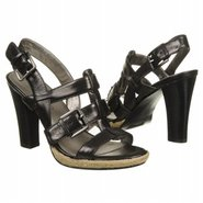 Irvanda Shoes (Black Leather) - Women's Shoes - 7.