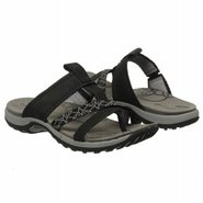Plumeria Sandals (Black) - Women's Sandals - 9.0 M