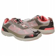 Hypershock Shoes (Fossil Ivory/Red) - Women's Shoe