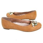 Murano Shoes (Gold) - Women's Shoes - 12.0 M