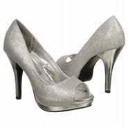Gracee Shoes (Silver Sparkle) - Women's Shoes - 8.