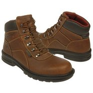 Meteor 6  Steel Toe Boots (Brown) - Men's Boots -