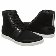 Newmarket Roll Top L/F Boots (Black Nubuck) - Men'