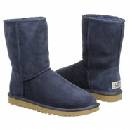 Boots Classic Short (Navy) - Women&#39;s UGG Boots- 5.