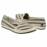 Summer Shoes (Black/Natural Stripe) - Women's Shoe