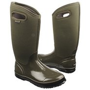 Classic High Solids Boots (Green) - Women's Boots