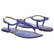 Gigi Sandals (Indigo Blue) - Women's Sandals - 6.5
