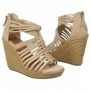 Tatiana Sandals (Natural Suede) - Women's Sandals