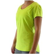 Women's Cap Sleeve Tee Accessories (Wild Lime)- 19
