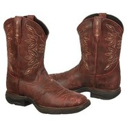 5917 Boots (Red Crackle Goat/Tan) - Women's Boots