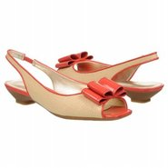 Jadon Shoes (Natural/Coral) - Women's Shoes - 8.5