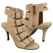 Lottie Shoes (Tan) - Women's Shoes - 5.5 M