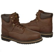 6  ST lace-up Boots (Brown) - Men's Boots - 7.5 W