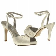 Rose Shoes (White) - Women's Wedding Shoes - 9.0 M