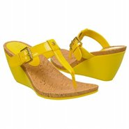 Roseanne Sandals (Lemon Patent) - Women's Sandals
