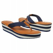 Jae Sandals (Modern Navy/Polo Tan) - Women's Sanda