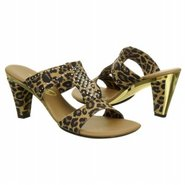 Staci Shoes (Brown Leopard) - Women's Shoes - 5.0