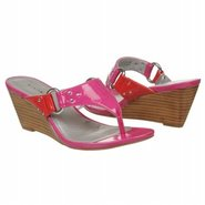 Garbine Sandals (Fuschia/Red) - Women's Sandals -