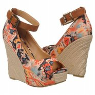 DJ Mix Sandals (Orange Multi) - Women's Sandals -