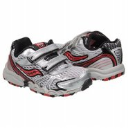 Grid Cohesion 4 H&L Tod Shoes (Grey/Red/Black) - K