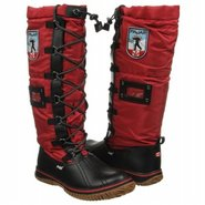 Grip Boots (Black/Red) - Women's Boots - 40.0 M
