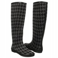 Raindrop Hounds Boots (Grey) - Women's Boots - 7.0