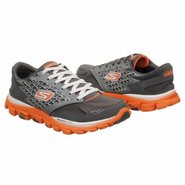 Go Run Ride Shoes (Charcoal/Orange) - Men's Shoes